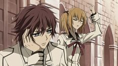 Vampire Knight Shiki and Rima