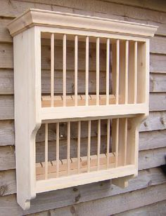 Pine Storage Solutions : Hand Made Pine Plateracks : Plate Rack  @Reid Mcgahey Can you make some like this?
