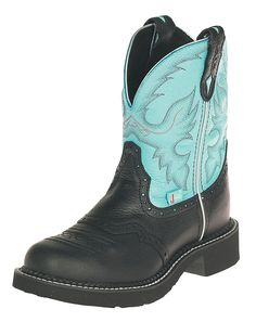 """Womens Gypsy Cowgirl Round Toe 8"""" Boots   valleyvet.com"""
