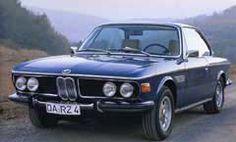 E9 BMW 3.0 CSi in Nachtblau