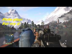 Plebs play far cry 4 - gaming