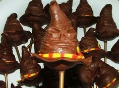 harry potter cake pops!