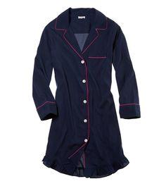 Aerie Button Down Sleep Shirt