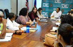 Secretario de Educación reúne Comité Timón de Padres de Educación Especial