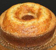 Coconut - Black Walnut Pound Cake from Linda Burnett of Etowah County