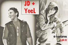 JD y YoeL.