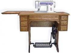 Janome | Sewing Machine | Sewing Cabinets | Treadle Sewing Cabinet