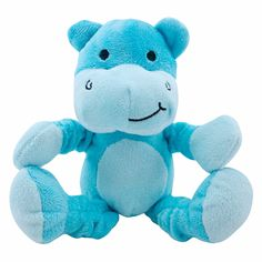 Tuggy Dog Toy - Hippo