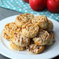 APPLE PIE COOKIES - Cooking TV Recipes