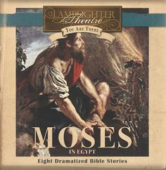 Dramatic Audio CD - You Are There Series - Moses In The Wilderness II – Lamplighter Publishing Online Store