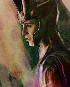 Tom Hiddleston | #Loki in Kenneth Branagh's #Thor (2012) via Любимое фото/арт с Локи) | #TomHiddleston