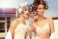 Dress your wall with the image you love by choosing this really cool picture Getting Ready Party by fashion photographer Nicolas Bets. Style Photoshoot, Photoshoot Concept, John Wright, Roller Set, Hair Roller, Photo Vintage, Famous Photographers, Curlers, Vintage Glamour