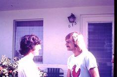 Bob and Rudy 1973