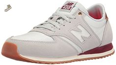 New Balance Women's wl420 Sneaker, Silver Mink/Arctic Fox, 7 B US - New balance sneakers for women (*Amazon Partner-Link)