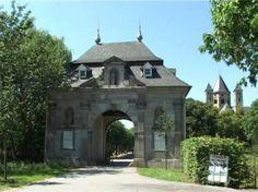 Dormagen, Kloster Knechtsteden Wtf this is at my school my school is on Pinterest?