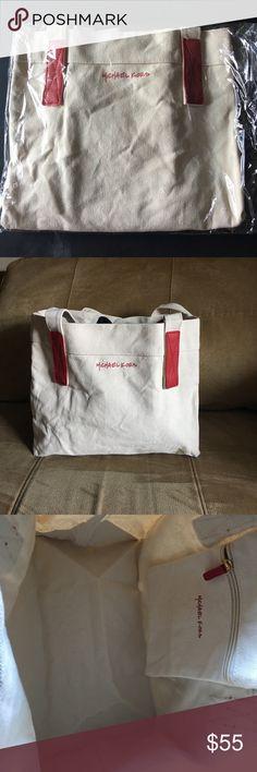 Michael Kors canvass bag Michael Kors canvass bag 12X6X11 Michael Kors Bags