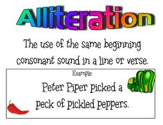 15 Best Literary Devices Images On Pinterest Figurative Language