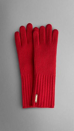 Burberry touch-screen gloves - not cheap but oooooh so pretty.