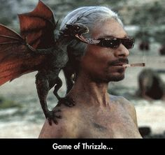 Game of Thrizzle.