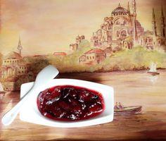 birgülün lezzetleri: Mürdüm Erik Reçeli