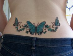 MaleswholikeBlueButterflyImages & tattoos | Pin Famous Red Butterfly Tattoo 2011 Tattoos 2jpg on Pinterest