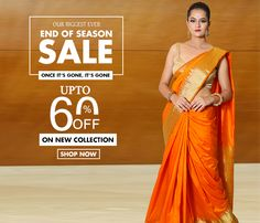 9f989f44792c4 On All New handloom Sarees Collection With UPTO 60% OFF  royalsari  banarasi