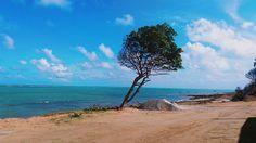 Praia Barra de Santo Antônio em Maceió