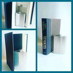 #StashBoxBook #Stashbox #Flask #Vendetta #WhatAreYouHiding #Hide YourSecrets #SecretDrinkingHobby  Email us today at info@StashBoxBook.com
