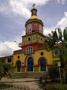 Huertas - Zaruma - El Oro, Ecuador; by Christian_ao, via Flickr