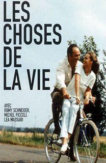 Le plus beau .. le titre de ma rencontre amoureuse ! Les choses de la vie avec la splendide Romy Schneider et Michel Piccoli (Un des meilleurs Claude Sautet 1970)
