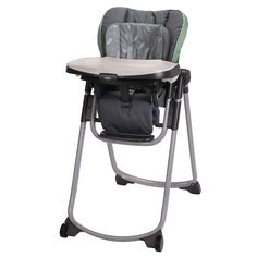 "Graco Slim Spaces High Chair - Greenhill - Graco - Babies ""R"" Us $119.99"