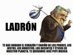 """Periodismo sin Censura: José """"Pepe"""" Mujica un claro ejemplo a seguir"""