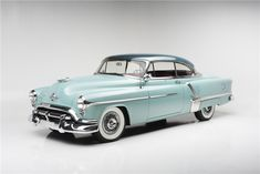 Available* at Scottsdale 2017 - Lot #7002 1952 OLDSMOBILE 98 HOLIDAY