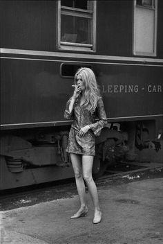 1960. Photography by Raymond Depardon