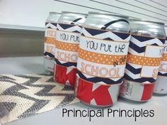 Principal Principles: Preparing for Staff Development - Teacher Inservice 2013