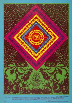 Concert at the Avalon Ballroom (Big Brother and the Holding Company; Charlatans; Blue CHeer)