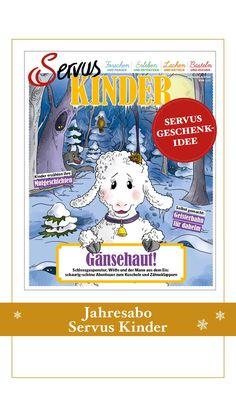 Das Magazin für kleine und große Entdecker: Kinder wollen alles wissen – und das ist auch gut so. Denn nie wieder lernt ein Mensch mehr auf einfachste Weise als in der Kindheit. In einer Zeit, in der Fernsehen, Computer und Co allgegenwärtig sind, ist es gut, dass es ein Magazin wie Servus Kinder gibt. #servuskinderabo #servusabo  #jetztneu #österreich #bayern Computer, Snoopy, Comics, Videos, Fictional Characters, Art, View Tv, Childhood, Art Background