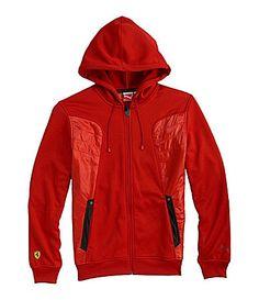 #Puma #Ferrari Soft-Shell Jacket $60