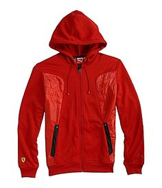#Puma #Ferrari Soft-Shell Jacket $60
