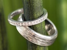 Wedding bands from Brilliant Earth
