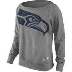 Nike Wildcard Epic (NFL Seahawks) Women's Sweatshirt and other apparel, accessories and trends. Browse and shop related looks.