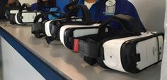 Virtual reality roller coasters powered by the Samsung Gear VR are expected to be seen by million people this year alone at Six Flags amusement parks. Vr Roller Coaster, Roller Coasters, Six Flags, Amusement Parks, Virtual Reality, Samsung, People, Roller Coaster, People Illustration
