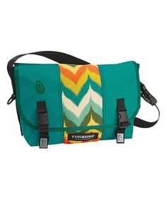 Look at this Timbuk2 Aquamarine One in a Million Messenger Bag on #zulily today!