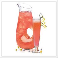 PASSION PUNCH: ✔2 parts X-RATED Fusion Liqueur   ✔1 part SKYY Infusions Passion Fruit   ✔1/2 part passion fruit or mango purée (or orange juice)   ✔Champagne or sparkling wine  ➳Combine the X-RATED Fusion Liqueur, SKYY Infusions Passion Fruit and fruit purée in a pitcher or decanter. Pour into champagne flutes and top with champagne.