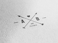 Wedding Invitation Card #2 by Faridz Design Suite, via Behance