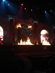 Pyrotechnics #A7XVIP 10.16.13 - Amway Center - Orlando