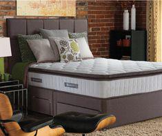 Sealy Posturepedic Nostromo 1400 | Nostromo 1400 Pocket Divan Bed Set | Furnituredirectuk.net