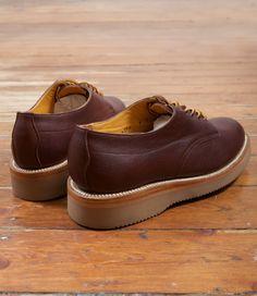 Yuketen : Walker, Brown Leather