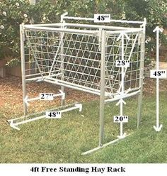 1000 Images About Hay Feeders On Pinterest Hay Feeder