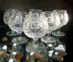 The Welsh Royal Crystal glass of choice for Mr Theo Paphitis! @theopaphitis @Welsh Royal @WelshRoyalCryst